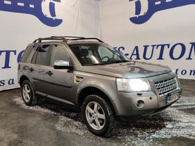 Land Rover Freelander 2, Autot, Oulu, Tori.fi