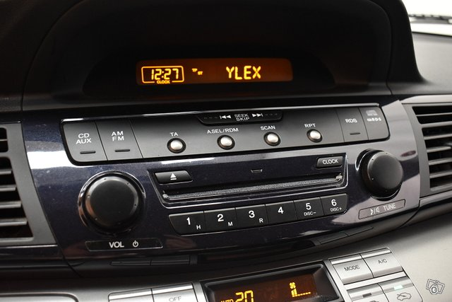 Honda FR-V 17