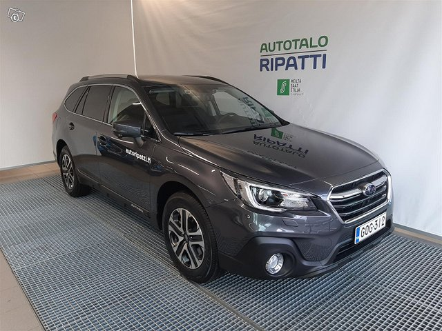 Subaru Outback 2