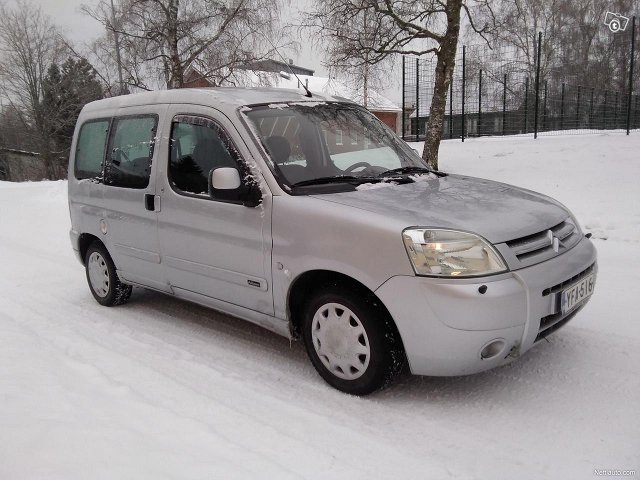 Citroen Berlingo 7