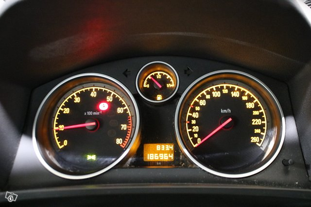 Opel Zafira 13