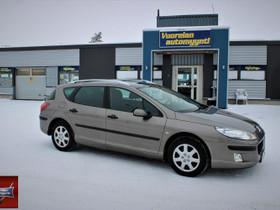 Peugeot 407, Autot, Siilinjärvi, Tori.fi