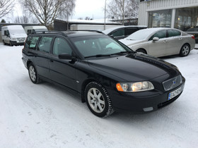 Volvo V70 D5 163Hv, Autot, Ylivieska, Tori.fi