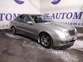 Mercedes-Benz E 200 CDI, Autot, Oulu, Tori.fi