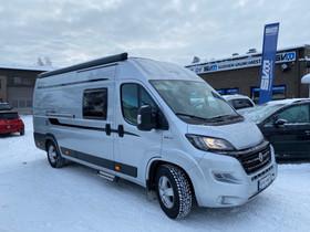 Hobby K65 ET, Matkailuautot, Matkailuautot ja asuntovaunut, Tuusula, Tori.fi