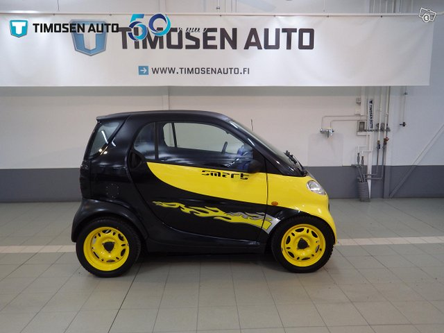SMART Fortwo Coupe 3