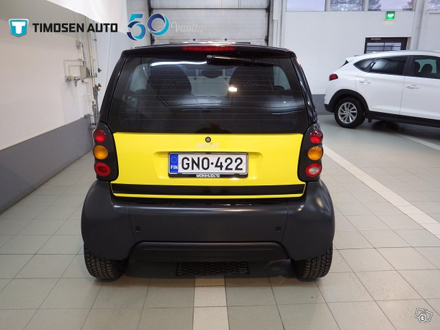 SMART Fortwo Coupe 4