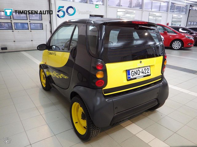 SMART Fortwo Coupe 5