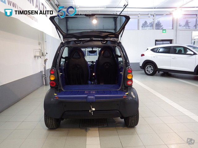 SMART Fortwo Coupe 7
