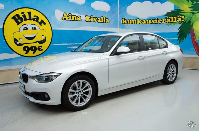 BMW 330d 1