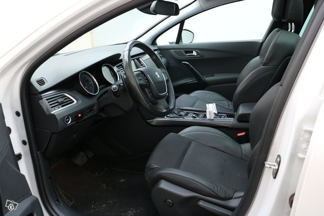 Peugeot 508 5