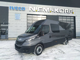 Iveco Daily 35S21A8 2+3, Autot, Oulu, Tori.fi