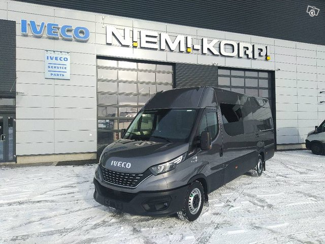 Iveco Daily 35S21A8 2+3 3