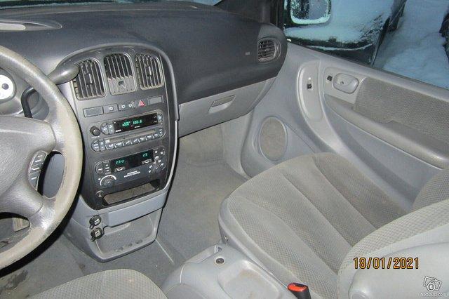 Chrysler Grand Voyager 9