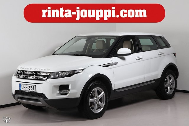 Land Rover Range Rover Evoque 1