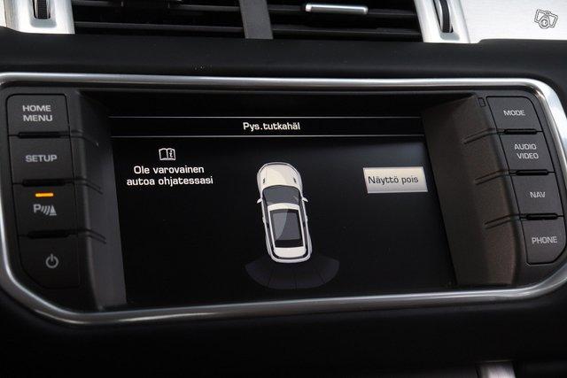 Land Rover Range Rover Evoque 16