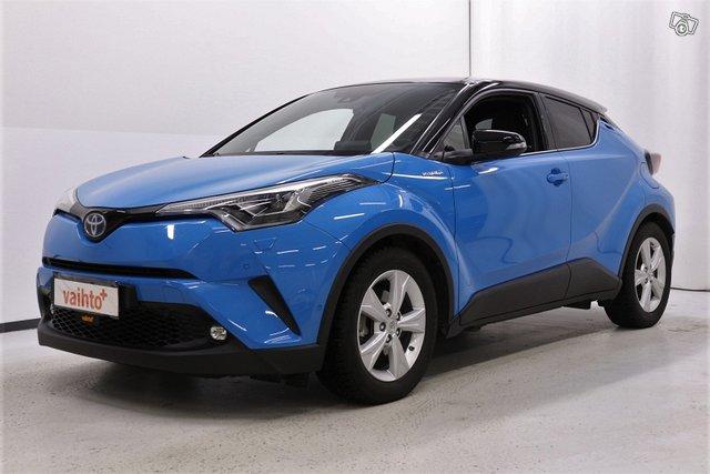 Toyota C-HR 1