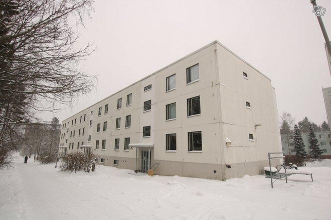 Kouvola Eskolanmäki Sippolankatu 4 B 17 2h, k, ps