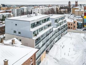 Vaasa Keskusta Kirkkopuistikko 14 3h+kt+s, Myytävät asunnot, Asunnot, Vaasa, Tori.fi