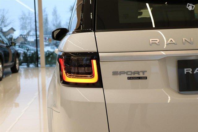 Land Rover Range Rover Sport 17