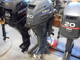 Yamaha F 20 BEPL, Perämoottorit, Venetarvikkeet ja veneily, Korsnäs, Tori.fi
