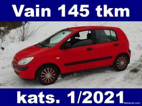Hyundai Getz, Autot, Riihimäki, Tori.fi