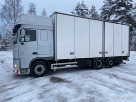 Daf Xf 105.460 Mega Space Cab, Kuljetuskalusto, Työkoneet ja kalusto, Heinola, Tori.fi