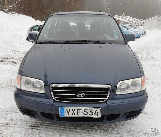 Hyundai Trajet 3