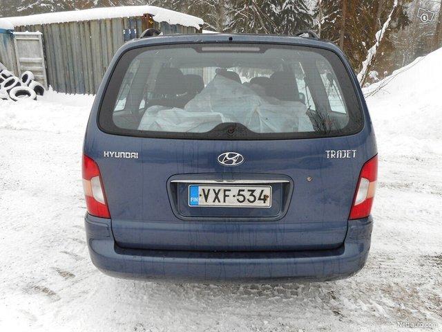 Hyundai Trajet 6
