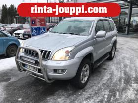 Toyota Land Cruiser, Autot, Vaasa, Tori.fi