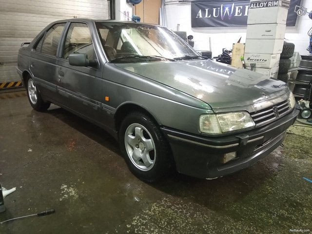 Peugeot 405 2