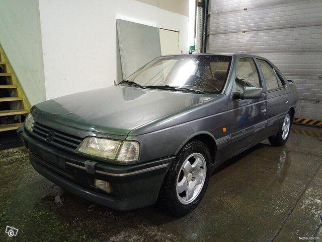 Peugeot 405 6