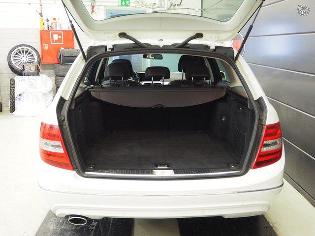 Mercedes-Benz C 250 CDI 4MATIC 6