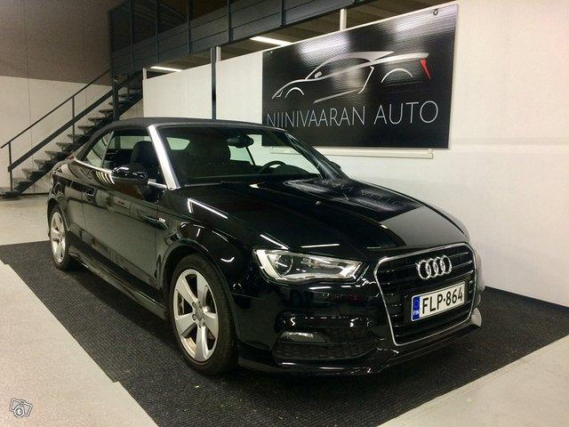 Audi A3 Cabriolet 1