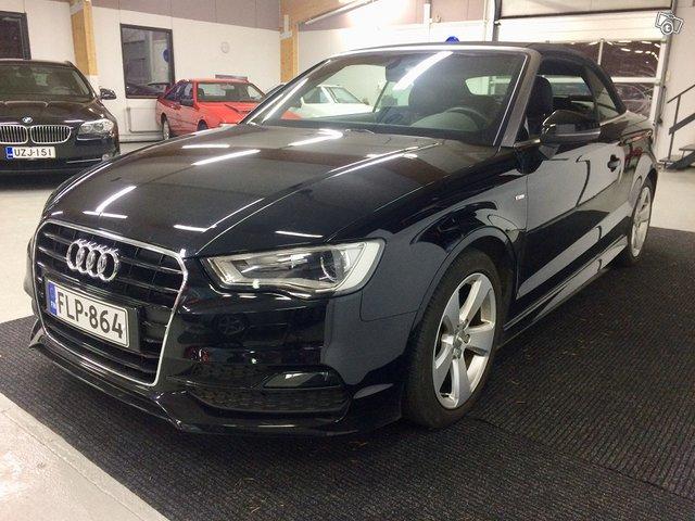 Audi A3 Cabriolet 5