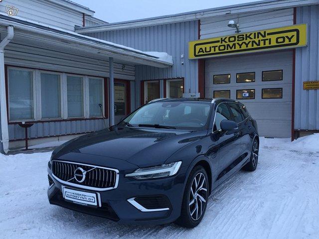 Volvo V60 1