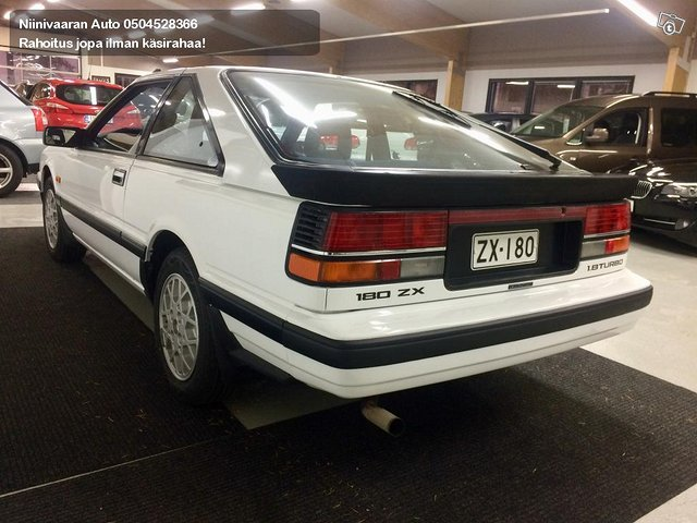 Nissan Silvia 5