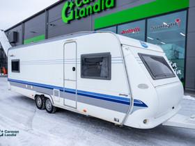 Hobby 650 KFU, Asuntovaunut, Matkailuautot ja asuntovaunut, Kokkola, Tori.fi