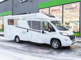 Carado T 447, Matkailuautot, Matkailuautot ja asuntovaunut, Kokkola, Tori.fi