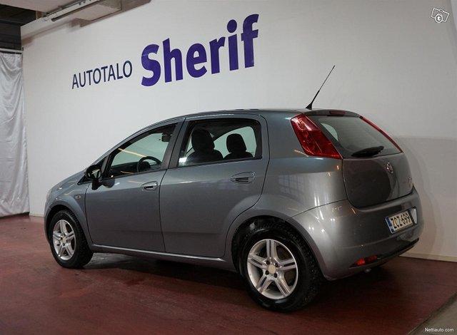 Fiat Grande Punto 3