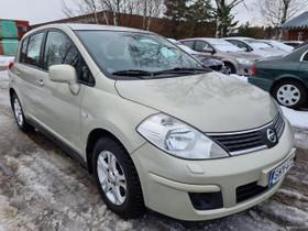 Nissan Tiida, Autot, Raisio, Tori.fi