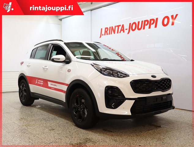 Kia Sportage 1