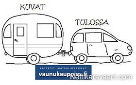 Kabe Safir, Asuntovaunut, Matkailuautot ja asuntovaunut, Liminka, Tori.fi