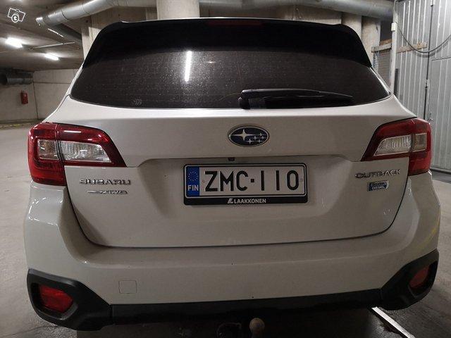 Subaru Outback 3