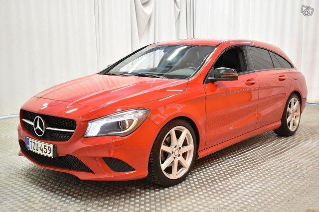 Mercedes-Benz CLA 4