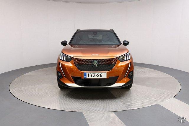 Peugeot E-2008 2