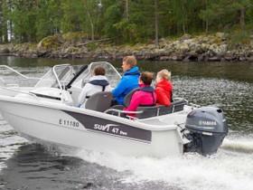 Suvi 47 Duo+Yamaha F40FETL, Moottoriveneet, Veneet, Kangasniemi, Tori.fi
