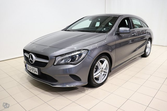 Mercedes-Benz CLA 2