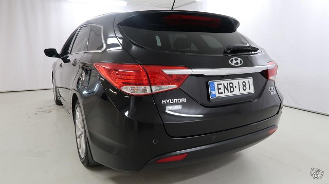 Hyundai I40 WAGON 4