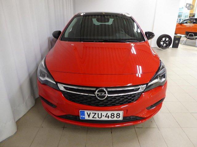 Opel ASTRA 2